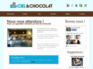 CieletChocolat - Restaurant à Pau