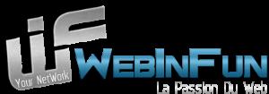 Logo : Agence Web & SEO à Toulouse - WebInFun